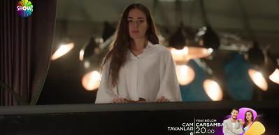 Cam Tavanlar dizisinin 3. bölüm fragmanı yayınlandı!