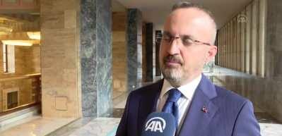 """AK Parti Grup Başkanvekili Turan'dan """"erken seçim"""" tartışmalarına tepki"""