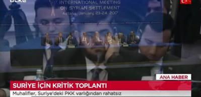 Suriye için kritik zirve Astana'da yeniden başlıyor