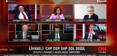 """Zülfü livaneli'den """"Sünni sağcı siyasetçi"""" açıklaması"""