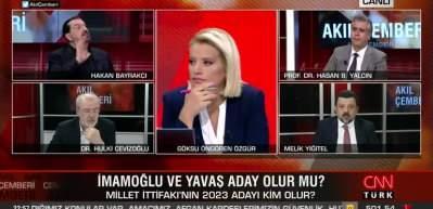Bayrakçı: Kılıçdaroğlu'na yanlış anketleri götürüyorlar