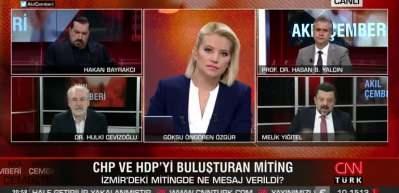 Melih Yiğitel'den Diyarbakır ile İzmir mitingiyle ilgili flaş yorum