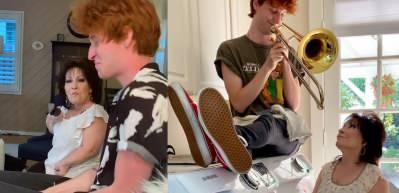Genç müzisyen Peet Montzingo annesini çileden çıkardı!