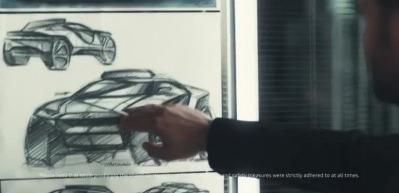 Audi'den çılgın elektrikli! Resmen tanıtıldı! Tarihe geçecek