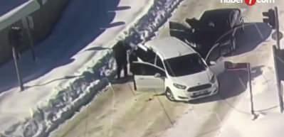 HDP'li vekilin aracında yakalanan kişi bakın kim çıktı