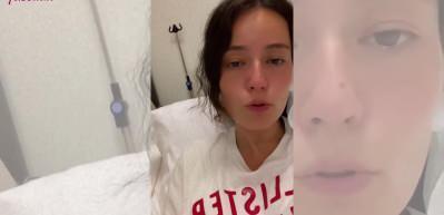 Pelin Akil'in hastane paylaşımı korkuttu: Allah acilde yatan herkese şifa versin...