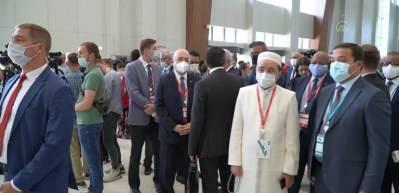 Rusya ve İslam ülkelerini buluşturan '12. Kazan Summit 2021' zirvesi başladı