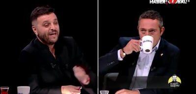 Ali Koç Galatasaray'ın transferini duyurdu! 'Hayırlı olsun'