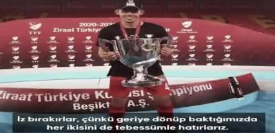 Beşiktaş, Montero'yu kadrosuna kattı