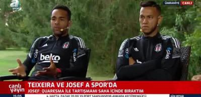 Alex Teixeira: Josef beni ikna etti