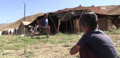 Bölge terörden temizlendi! Çobanlıktan milli atletliğe bir başarı hikayesi