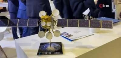 Dünyanın en büyük uydu fuarı Satellite 2021'e Türkiye çıkarması