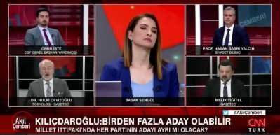 Hulki Cevizoğlu'ndan  Kılıçdaroğlu'na çağrı: Bir kez de şerefinle yenil