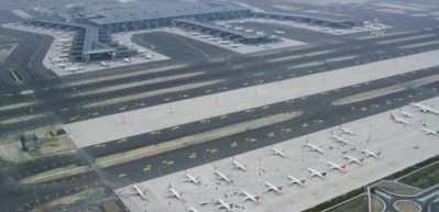 """İstanbul Havalimanı """"dünyanın en iyi 10 havalimanı"""" sıralamasında ikinci oldu"""