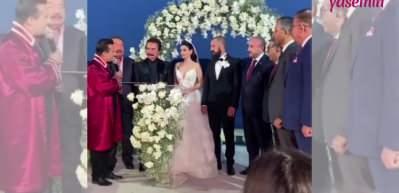 Orhan Gencebay'ın oğlu Gökhan Gencebay evlendi