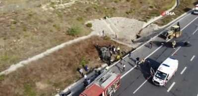 Pendik'te feci kaza: 2 kişi öldü, 2 çocuk yaralandı