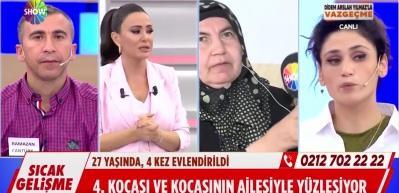 Susmayan Azeri gelin Risale, Didem Arslan'ı çıldırttı