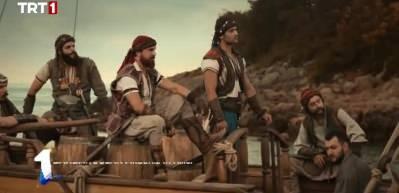 Barbaroslar Akdeniz'in Kılıcı 3.Bölüm Fragmanı Yayınlandı!