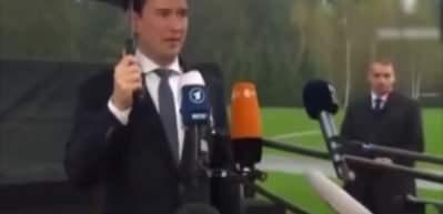 Avusturya Başbakanı Sebastian Kurz, AB'yi uyardı: Batı Balkanlar bölgesinin bizde ayrı bir yeri var