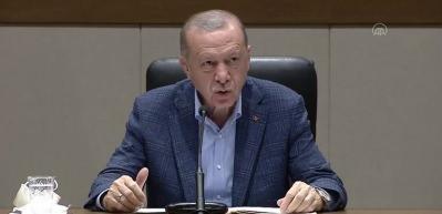 Başkan Erdoğan: CHP zihniyetinin vesayet zihniyeti olduğunun açık bir itirafı