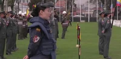 Kolombiya Silahlı Kuvvetleri'nden 'Barış' için dua