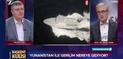 Savunma Sanayii Başkanı Demir: 'Türkiye o defteri açarsa çok daha zararlı çıkarlar'