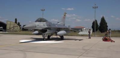 Savunma Bakanlığı paylaştı! NATO AWACS ve F-16'lar Ege semalarında!