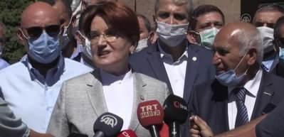 Meral Akşener'den Bahçeli'nin 'Evine dön' çağrısına yanıt