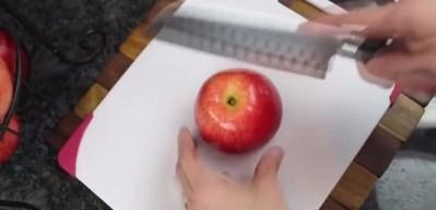 5 farklı elma kesme yöntemi