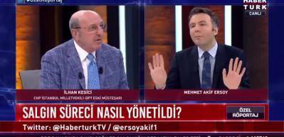 CHP'li İlhan Kesici: İmamoğlu'nun aldığı Fatih tablosu sahte!