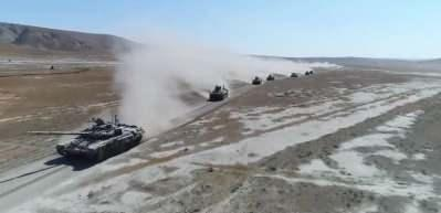 Ermenistan'ı ürkütecek görüntü! MSB nefes kesen anları paylaştı
