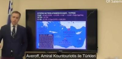 Yunan spikerden Türk donanması isyanı: Ne kadar budala olduğumuzu gördüler