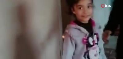 8 yaşındaki Rabiya 155'i arayıp doğum günü pastası istedi