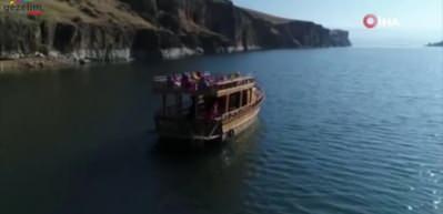 9 milyon yıllık geçmişe sahip Elazığ Karaleylek Kanyonu