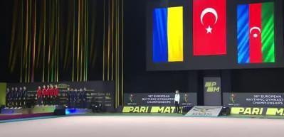 Türkiye'nin Kadın Ritmik Cimnastik Grup Milli Takımı Avrupa şampiyonu oldu