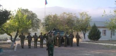 Karabağ'ın İran sınırı 27 yıl sonra kurtarıldı