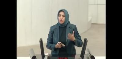 AK Parti'li Özlem Zengin'den CHP'li Tanrıkulu'na sert sözler