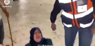 İşgalci İsrail'in şiddetine maruz kalan Filistinli kadından tüyleri diken eden sözler