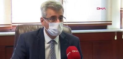 İl Sağlık Müdürü Memişoğlu: Vaka sayıları şu andaki sistemimizi zorlayacak seviyede değil