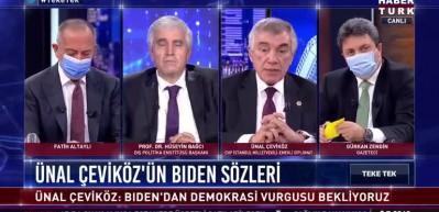 CHP'li Ünal Çeviköz kendini savunurken bir skandalı daha itiraf etti