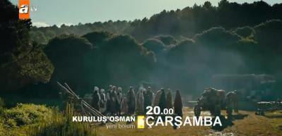 Osman Bey Dündar ve Alişar'ı yakalayıp Oba'ya getiriyor! Kuruluş Osman 23. bölüm 2. fragmanı