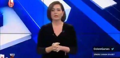 Halk TV'de koronavirüs skandalı! Test sonucunu beklemeden canlı yayına çıktı