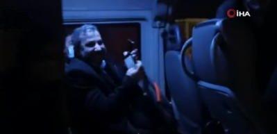 Sosyal mesafeye uymadan İETT şoförlerini taşıyan servis sürücüsüne ceza