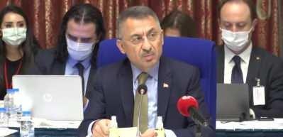 Fuat Oktay'dan HDP milletvekiline okkalı cevap!