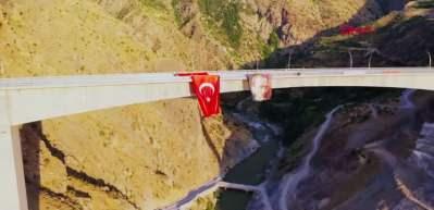 Türkiye'nin en yükseği açıldı! 50 yıllık hayal gerçek oldu