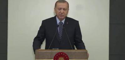 Başkan Erdoğan'dan 'Tekâlif-i Milliye Emirleri' vurgusu