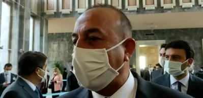 Dışişleri Bakanı Çavuşoğlu'ndan Fransa açıklaması