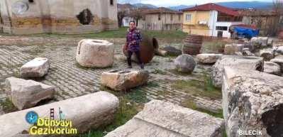 Osmaneli'nin tarihi yüzü Aya Yorgi Kilisesi