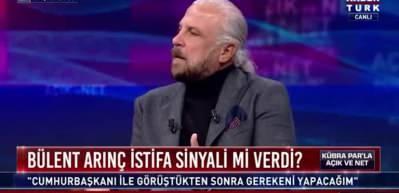 Mete Yarar yerden yere vurdu: Türkiye'de bir Bülent Arınç Anketi yapılsa...