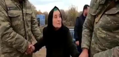 Azerbaycanlı Samaya Nine'nin duygu dolu Türkiye konuşması